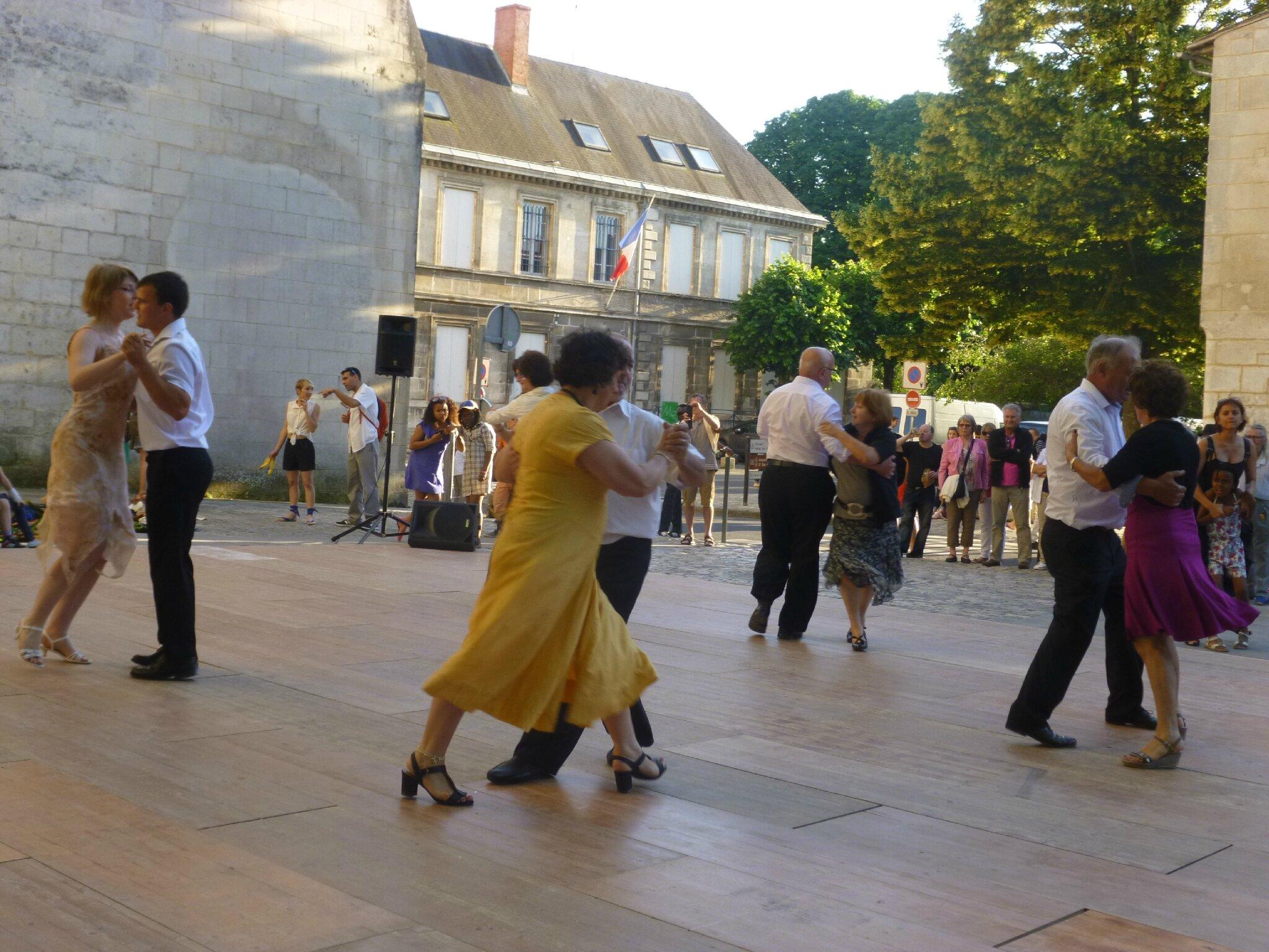 Chores fete de la musique 2015 danse de salon domy 39 s - Musique danse de salon ...