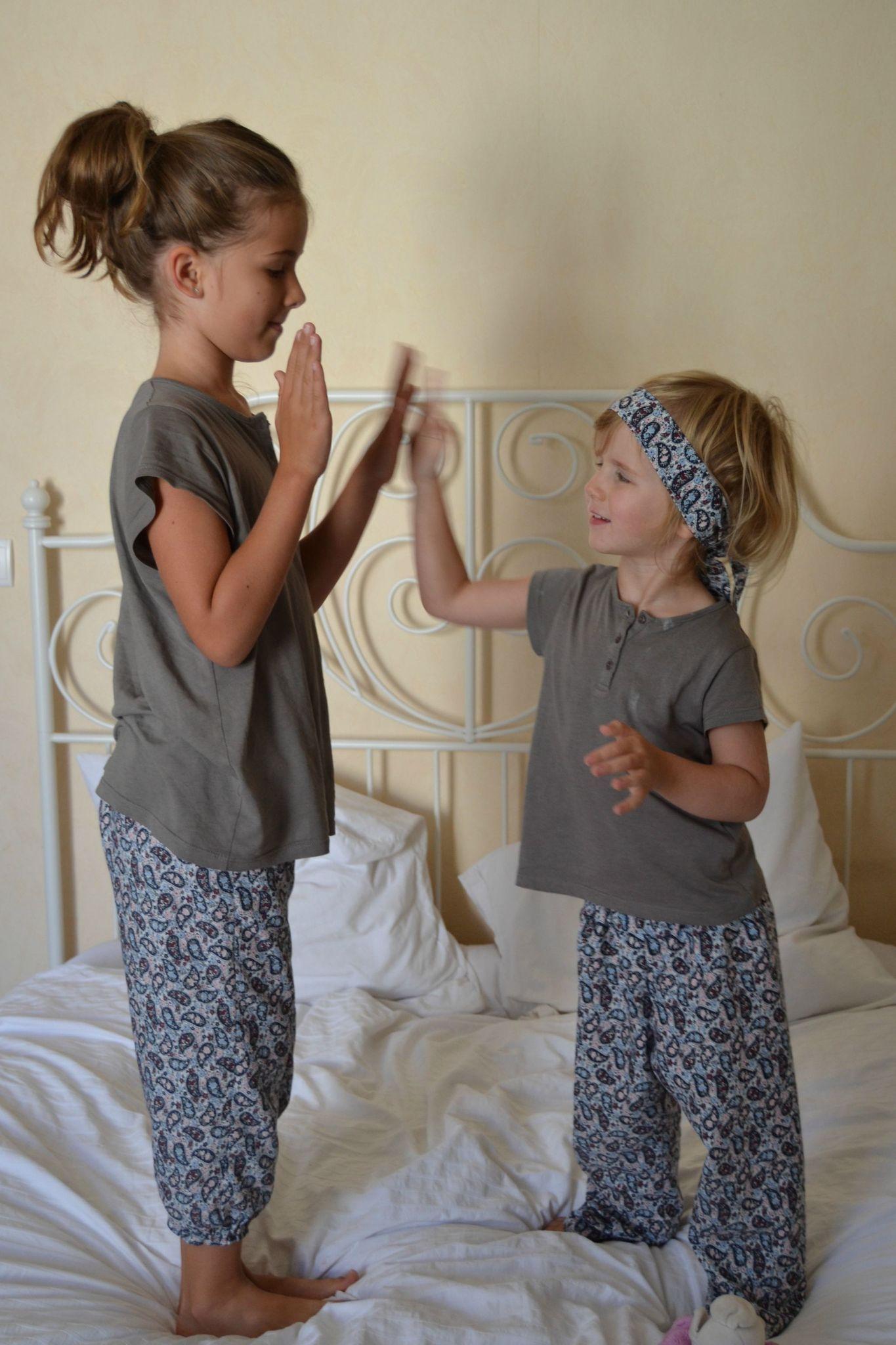 Préférence pyjama party!!! - Je couds Citronille RA85