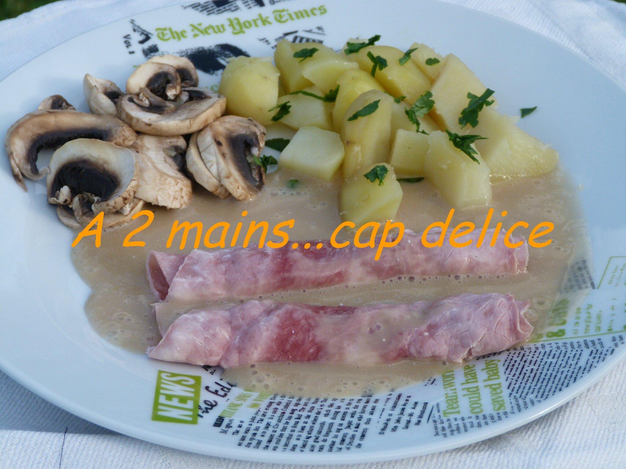 Jambon au porto au thermomix blogs de cuisine for A table avec thermomix