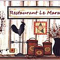 L'atmosphère du Marais
