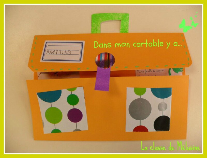 cartable Mat