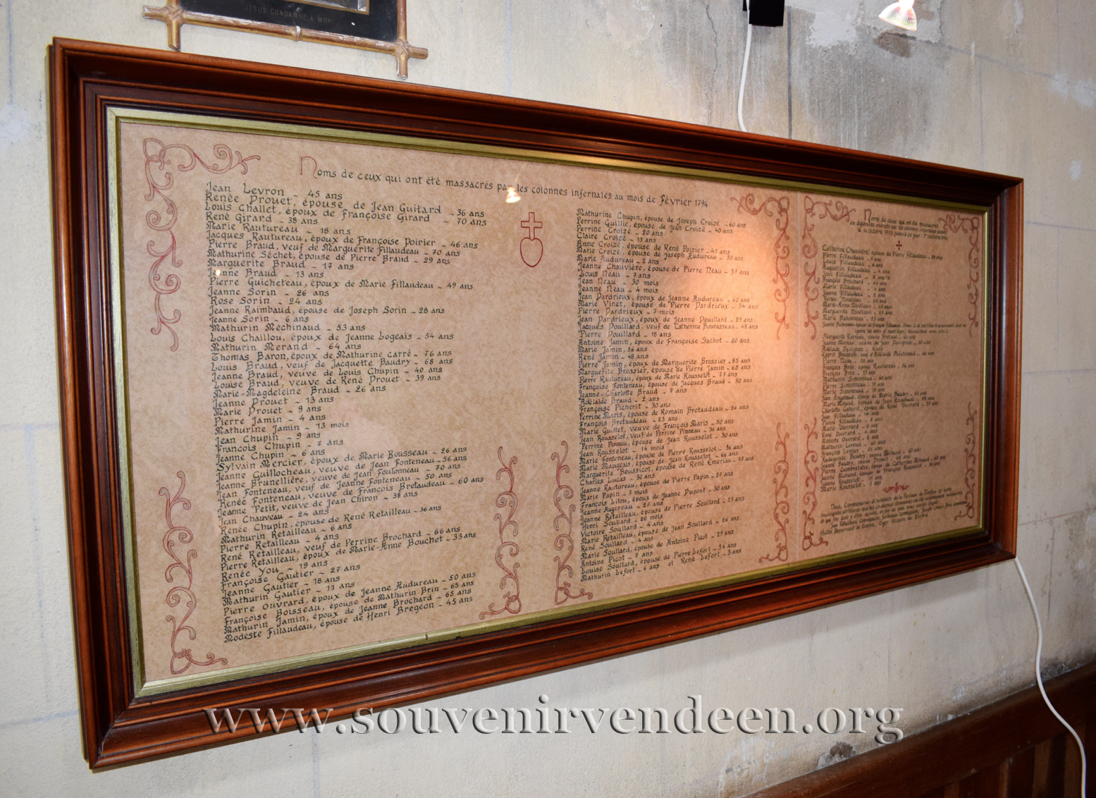 Des ossements des Guerres de Vendée à Torfou
