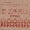 Points croix '' Nouveaux Dessins (srie 1)