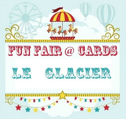 encart Fun fair glacier