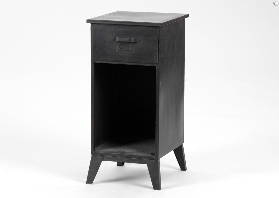 meubles en m tal meubles et d coration amadeus au grenier de juliette. Black Bedroom Furniture Sets. Home Design Ideas