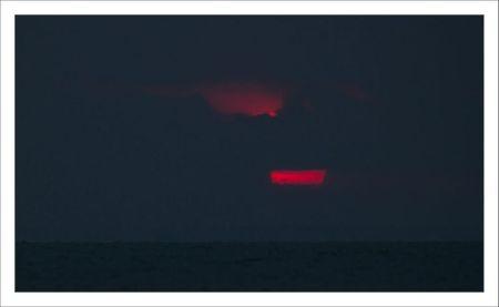 Oleron soleil levant orage 1 030911