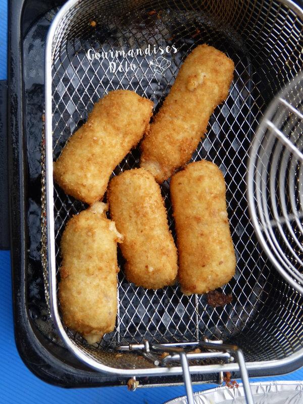 Croquettes de crevettes grises (30)