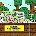 L'association des animaux non comestibles . .