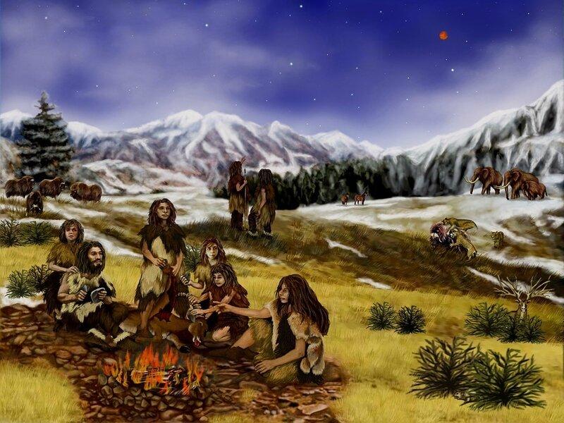 neanderthals-96507_960_720