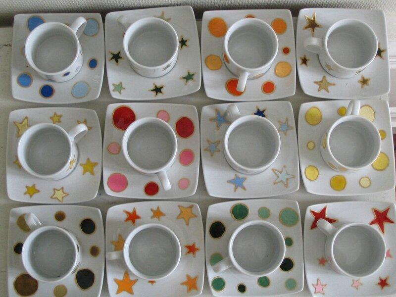q tasses à café 002