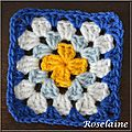 Granny square by simply crochet #1 et #2