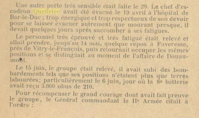 Historique des 85è et 285e rgts artillerie lourde_4