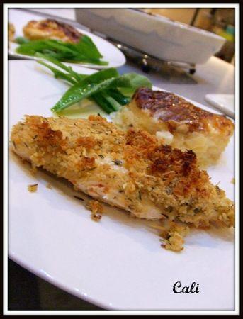 Poulet en Croûte de Parmesan 004