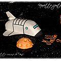 Anniversaire thème astronaute, galaxie, et idées décos (1)