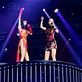 [setlist, pictures, fancams] play world tour, taipei day 4 + special guest namie amuro