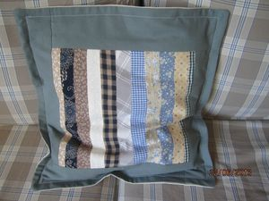 coussin Anne Pia