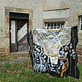Artiste textile je vais exposer en russie