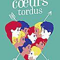 Nos coeurs tordus : un roman jeunesse atypique et touchant sur le handicap