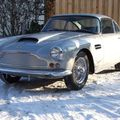 ASTON MARTIN DB4 srie 2 - 1961 