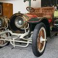 SAGE Biplace coupé chauffeur 24HP (1906)