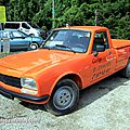 Peugeot 504 pick-up (32ème bourse d'échanges de lipsheim)