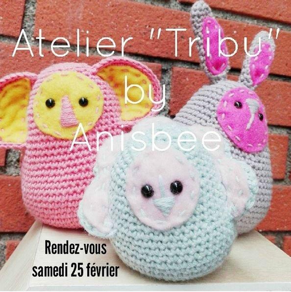 crochet Anisbee