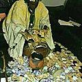 Formule magique pour attirer l'argent dans l'immédiat chez le grand marabout gambada djogbe