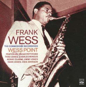Frank Wess - 1954 - Wess Point (Fresh Sound)