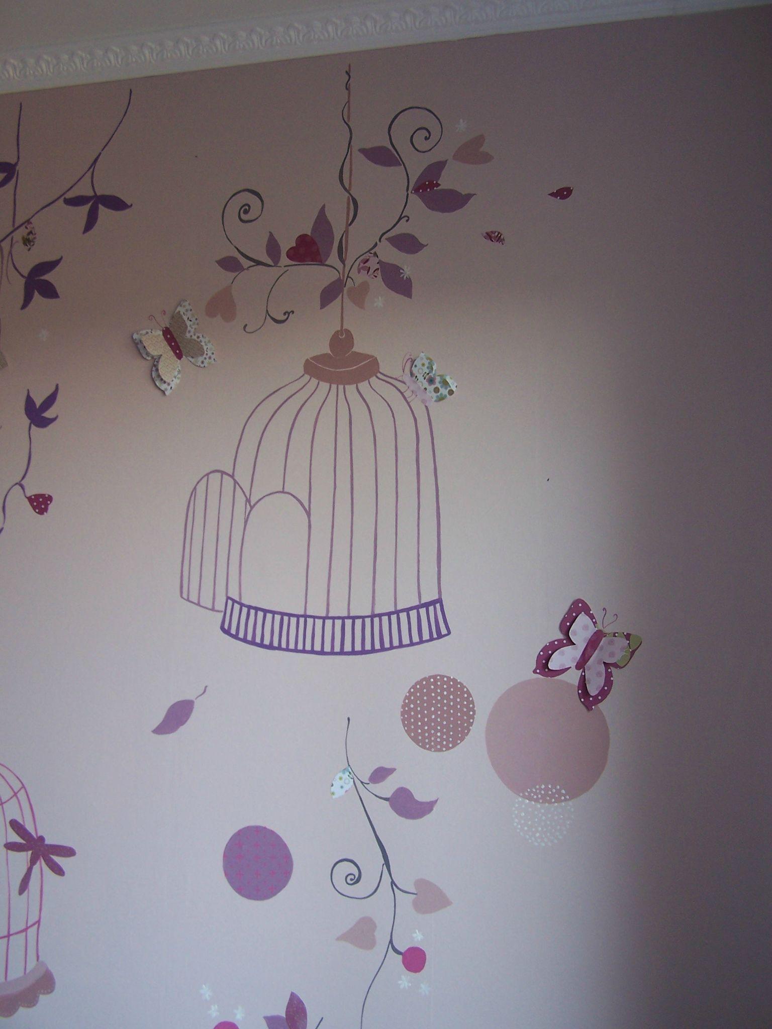 Peinture pour chambre de fille - Peinture pour chambre fille ...
