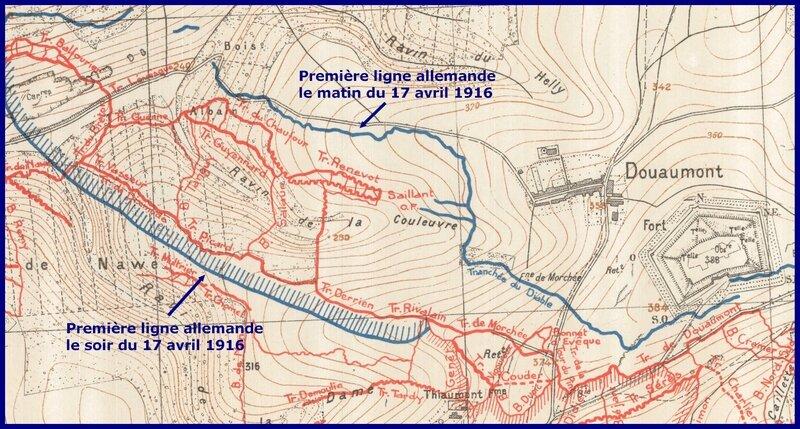 AFGG - Verdun avril 1916 Extrait