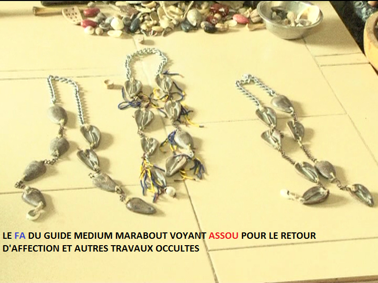 VOYANCE DE L'AMOUR PURE DU CABINET ASSOU DE VOYANCE AFRICAINE