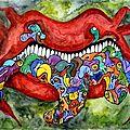 ATEK2011 Lipsultime 40x30cm