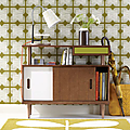 Vintage & Colors  bientt les meubles Orla Kiely 