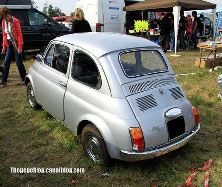 Fiat 500 Francis Lombardi de 1966 (31ème Bourse d'échanges de Lipsheim) 02