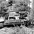 1944 - l'allemagne dépêche en urgence des renforts en france