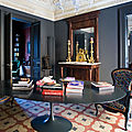 Mehall griffey and jerry maggi's apartment in catania in elle decor