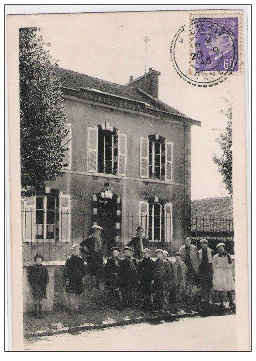 1943 - photo de menil erreux autrefois - site officiel de la mairie de