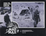 Mad Max lobby card australienne 3
