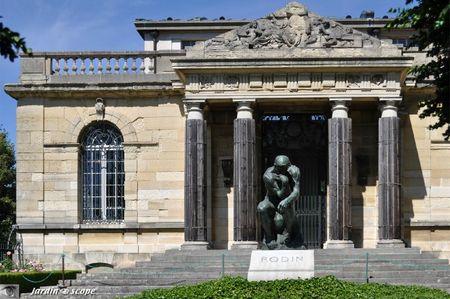 La Façade du Château d'Issy