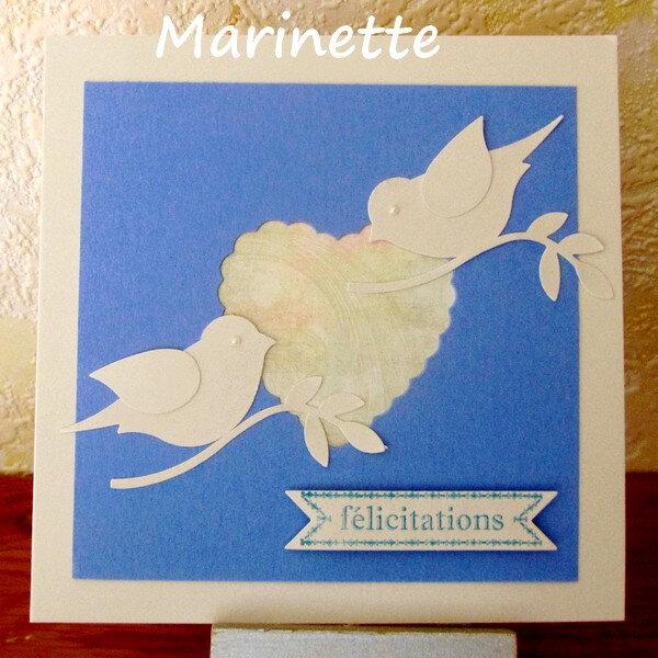 fev 18 carte mariage