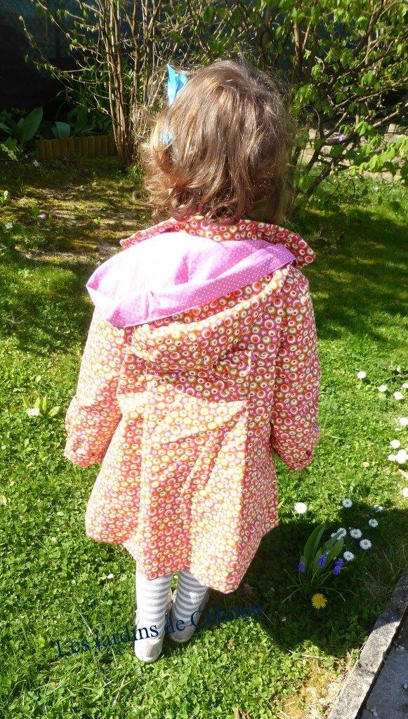 Manteau madame maman les jardins de c lanie for Blythe le jardin de maman