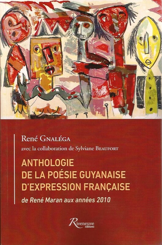 Anthologie poésie guyanaise René Ngaléga