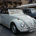 VOLKSWAGEN Coccinelle cabriolet Molsheim (1)