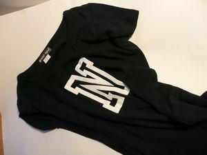 T_shirt_MC_rond_noir_blanc_NafNaf_2