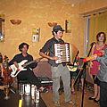BalBaraZik : Sharav, dîner concert à la Terasse