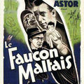 huston. le faucon maltais ( the maltese falcon ). 1941.
