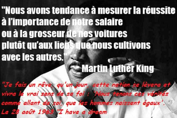 Citation-luther-king-reussite
