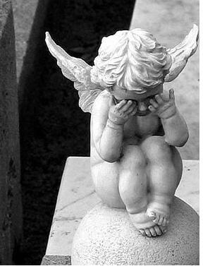 ange qui pleure