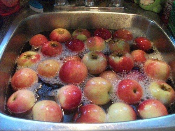 Un truc simple pour enlever les pesticides de vos fruits (Santé -nutrition)