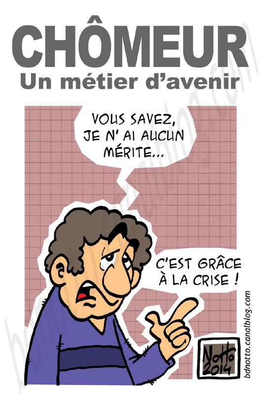 07 - 2014 - Chomeur Métier